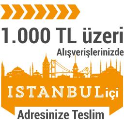 İstanbul İçi Kargo Ücretsiz